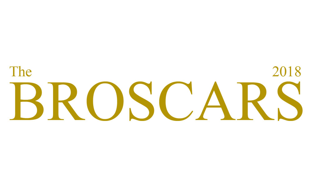 The BROSCARS are back for 2018!
