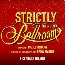 Theatre trip to Strictly Ballroom