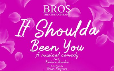 Announcing our March 2020 show: It Shoulda Been You
