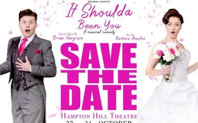 An October wedding announcement