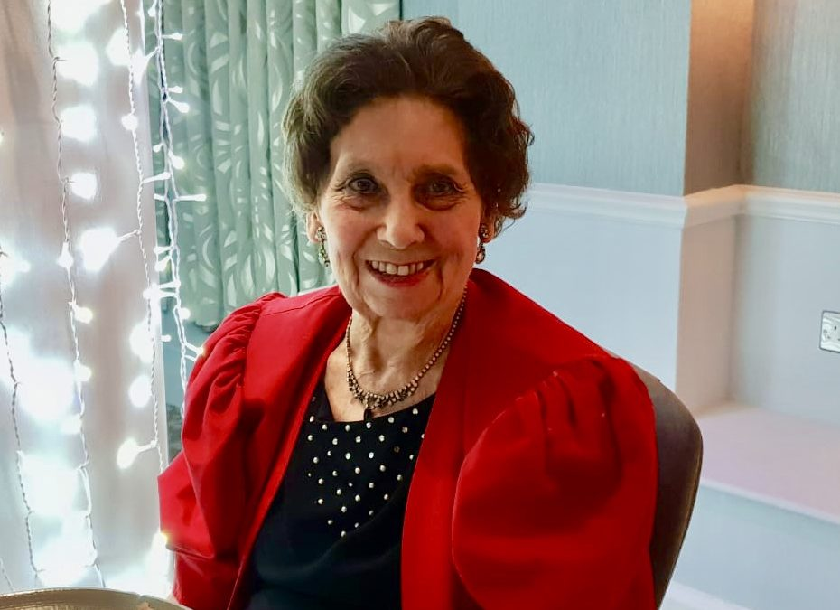 A tribute to Marion McLaren